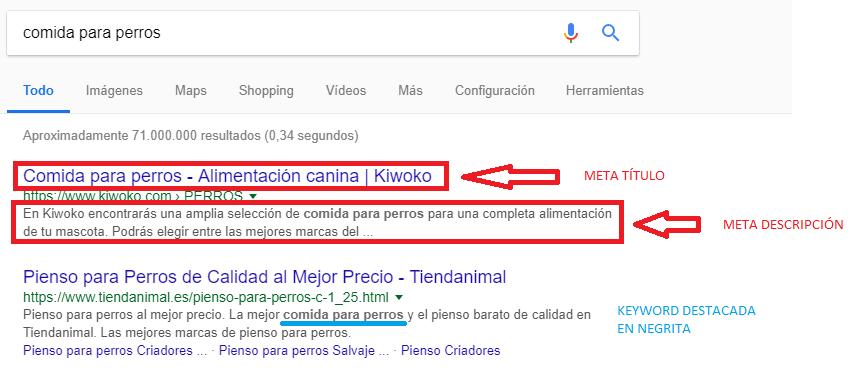 Trucos optimización SEO Prestashop