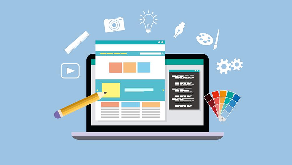 Estructura de las páginas web