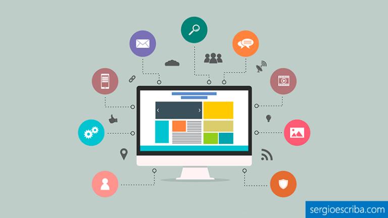 Tipos y clasificación de páginas web