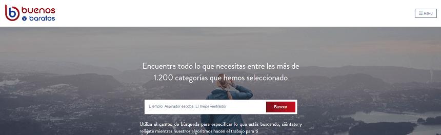 Blog de nicho de Buenos y Baratos