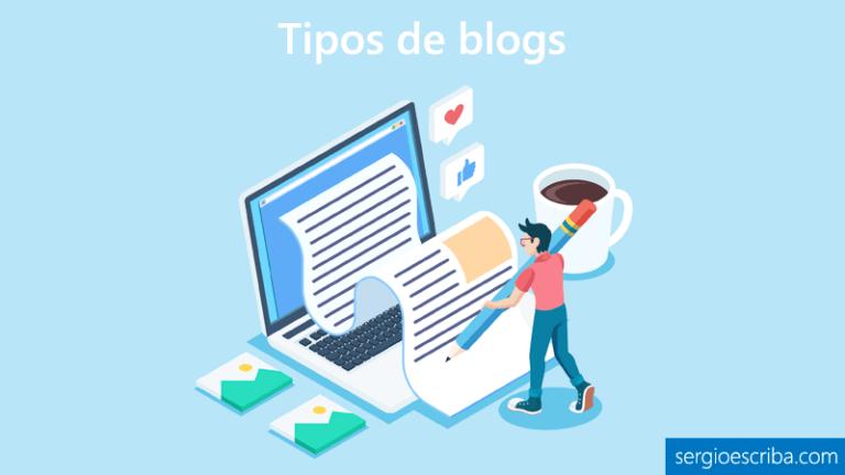 Tipos de blogs