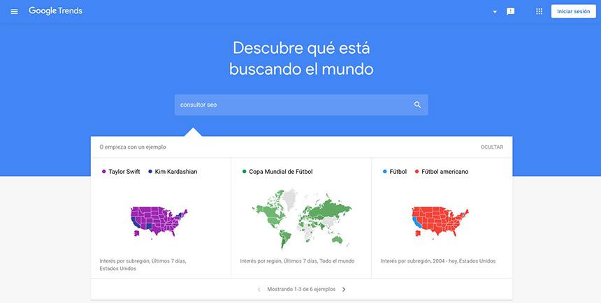Qué es Google Trends y cómo funciona