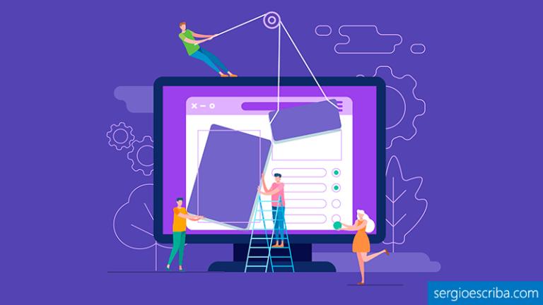 Listado de programas para crear y diseñar páginas web