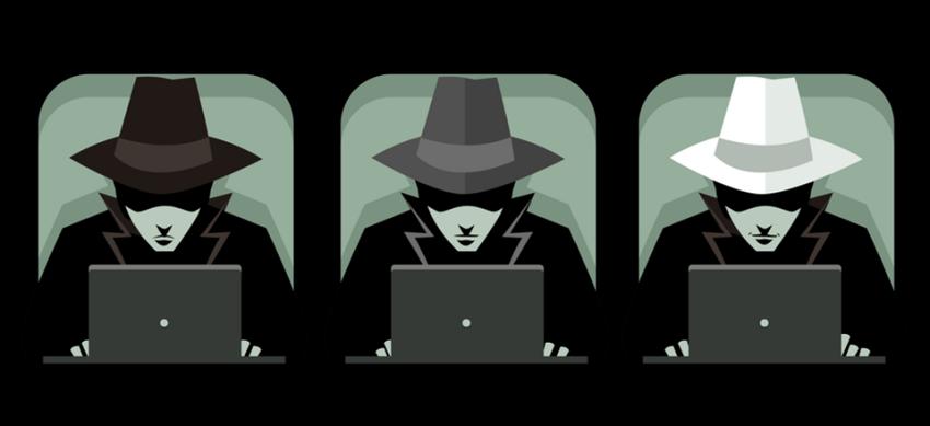 Diferencias entre Black Hat - Grey Hat y White Hat