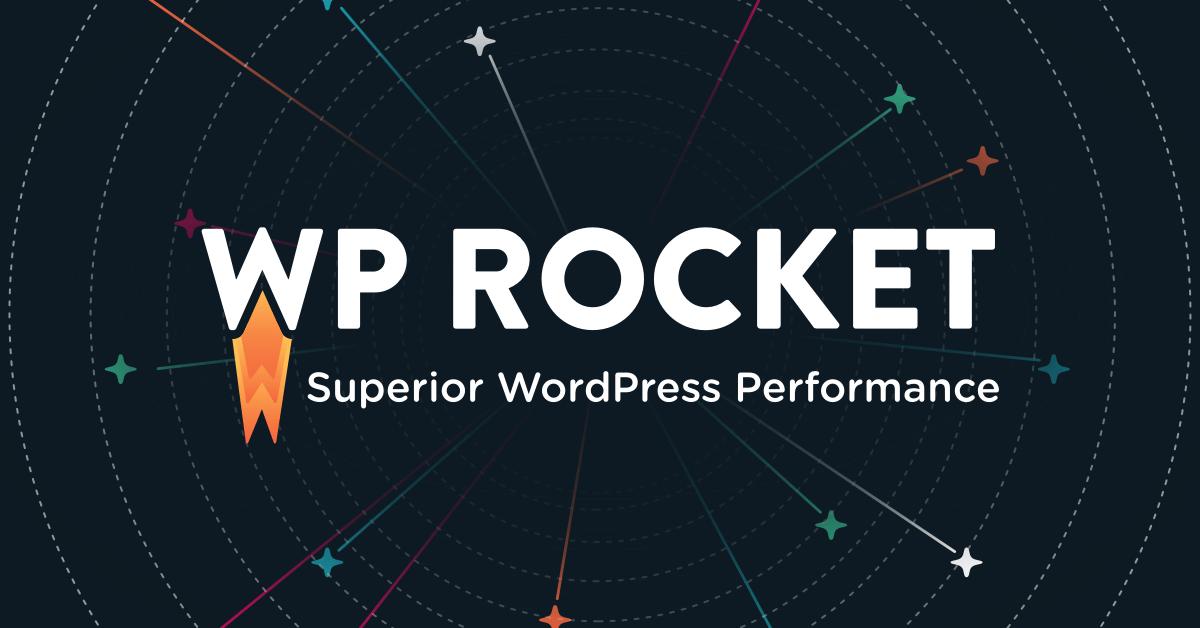 Plugin de caché WP Rocket