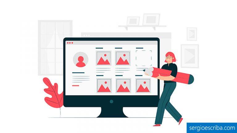 Consejos para crear un portfolio online